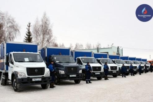 Передвижные автомастерские ГАЗон NEXT